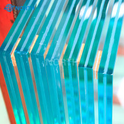 Eis-Knistern-lamelliertes Glas für Dekoration