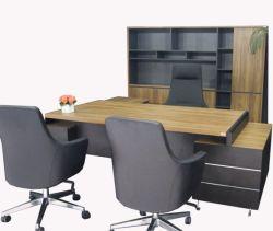 優雅なデザイン優れたCraftmanshipの費用有効商業執行部の机