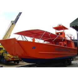 mestiere di atterraggio di alluminio di 12m/barche di alluminio saldate/chiatta/barca di alluminio