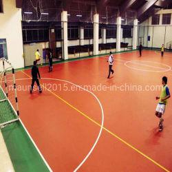 Китай самоклеящаяся виниловая пленка из ПВХ и PU эластичность футзала и футбольного поля