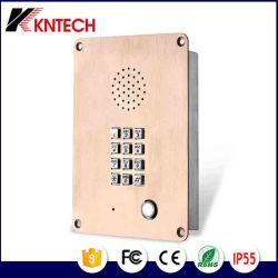 VoIP/SIP-Telefon Knzd-06 Automatisches Wählen GSM mit Hoher Qualität