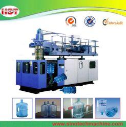 Gereinigte Wasser-Trommel 5 Gallone PC Flaschen-Blasformen-Maschine/Plastiktrommel-durchbrennenformenmaschine