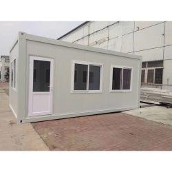기성품 살아있는 콘테이너 집 모듈방식의 조립 주택 1개의 침실 사치품