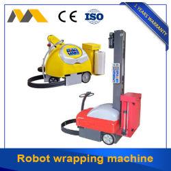 Macchina avvolgitrice del robot industriale elettrico di stirata/macchina imballatrice del robot