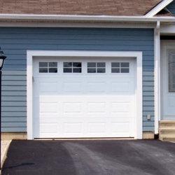 Commerce de gros frais généraux de sécurité automatiques de porte de garage sectionnelles isolés