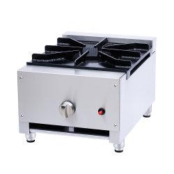 Fornuis van de Oven van het Rooster van de keuken het Infrarode Commerciële Kokende