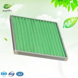 Di risparmio di temi di filtro dell'aria G4 del metallo dal filtro a maglia filtro pre con i media della fibra sintetica per il workshop ed industriale primari