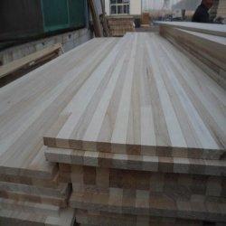専門のBamboo&Paulowniaの混合された純木の材木