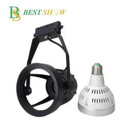 Черная рамка корпуса CRI 90 PAR30 30W 35Вт Светодиодные лампы гусеницы с 3 лет гарантии