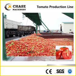 Les conserves de jus de fruits de tomate Ketchup//JAM/coller/Sauce Fillling Ligne de production de traitement de ligne de décisions de la sauce de ligne de ligne de mélange de pâte de traitement de ligne de remplissage