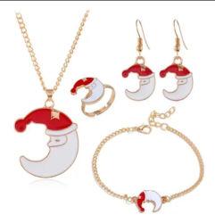 Manier de Juwelen van de Manier van Dame Christmas Necklace Wholesale Fashion Toebehoren
