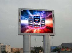 لوحة عرض LED خارجية P10 SMD كاملة الألوان