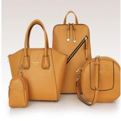 PU Design bolsas de couro sintético Lady Maleta