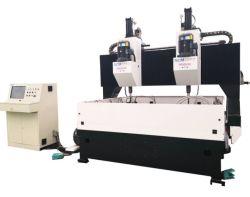 La placa del tubo de perforación de la máquina taladradora de placa de brida