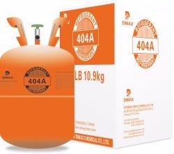 El Freón verde Gas refrigerante R404A para reemplazar el freón R22