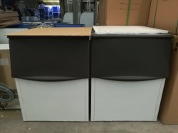 Moins cher Making Machine à glaçons sur la vente pour la maison/café/automatique potable froide clair transparent de qualité supérieure de la glace cube Making Machine