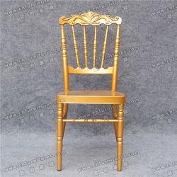 Кьявари Золотой свадьбы стул отель мебели Снять подушку сиденья (YC-A07G)