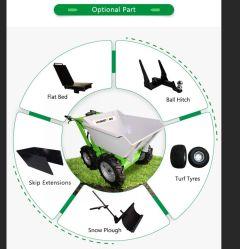 農場の使用の電池の手押し車