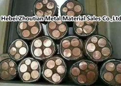 2020 China Millberry Alimentação fabrico directo de fio de cobre de sucata/ 99,99% melhor pureza de sucata de fio de cobre brilhante com a SGS Relatório Preço Wholesales Fábrica de Metal