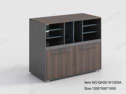 Muebles de oficina modernos de madera fuerte archivador