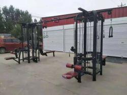 Equipamento de ginásio Equipamento de Estação multifuncional Comercial Multi Jungle 8stacks ginásio Máquina