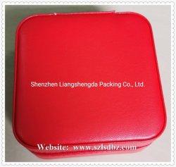 Упаковка PU кожа деревянные Jewellry/хранения данных/Подарочная упаковка