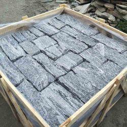 SMC-FS042 Китай природных горячих продажи гранитные стены замка люка камнеуловителя