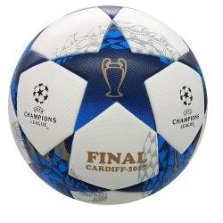 La UEFA Champions League antideslizamiento de alta calidad de cuero de poliuretano suave juego oficial de fútbol el estadio de fútbol balón