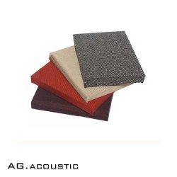 AG. Акустический декоративные ткани платы завернутые настенные панели звукопоглощения материалов