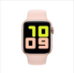 X7 Amazon 高品質 Smartwatch NFC シリコンストラップ音声認識 全画面防水電子時計