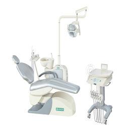 Presidenza dentale variopinta di lusso con la lampadina del sensore chiara del LED
