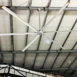 강력한 안전 측정 PMSM Motor Warehouse Big Fan