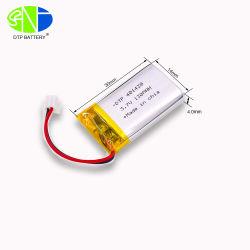 401430 3.7V de Batterij van het Herladen van Lipo van het Polymeer van het Lithium van 130mAh