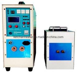 Têmpera de têmpera por indução IGBT forja de Tratamento Térmico de Solda máquina de solda de fusão