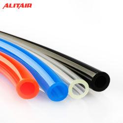 PU pneumatische Hochdruckluftverkehrslinie Polyurethan-Schlauch Außendurchmesser-10mm für Kompressor