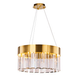 Leuchter-Beleuchtung Kronleuchter Anhänger-Beleuchtungen des modernen Innenbeleuchtung-Ausgangsdekor-runde einzelne LED