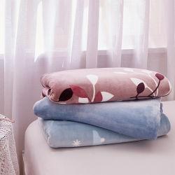 بطانية الفور البطانية المطبوعة المخصصة بطانية من الفلانيل مطبوعة