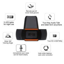 2020 de nieuwe Ingebouwde Microfoon Webcam van de Vermindering van het Lawaai 1080P Volledige HD