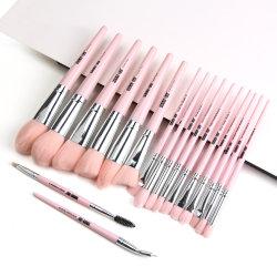 Set di spazzole professionali per trucco Maange 18 PZ/set per cosmetici Beauty Eye Pennello per blending Shadown