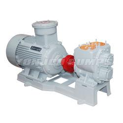 Ronde Yhcb déplacement positif à l'arc électrique de l'engrenage pompe à huile pour moteurs Diesel et essence dans la cuve de transfert de voiture / véhicule monté à bord de la pompe