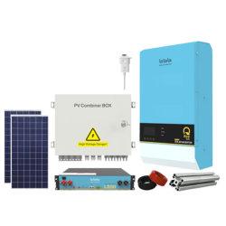 TBB 3Квт 5 квт 6 квт 10квт комплект панели солнечных батарей, гибридный off Grid цена инвертора Power Home солнечной энергии системы для дома