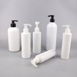 Großhandel 60ml 100ml 160ml 200ml 300ml klare Kunststoff PE Flasche Mit Lotion Pumpe