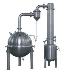 La extracción en caliente de Extractor de hierbas equipo concentrador de vacío