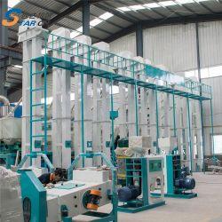 30 طن من الأرز تبييض الأرز ماكينة مطحنة الأرز البني المعالجة معالجة الأرز