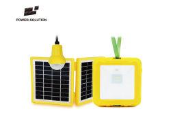 실내와 옥외 번개 및 야영을%s 힘 해결책 휴대용 태양 장치