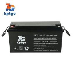 무정비 AGM 배터리 UPS 배터리 솔라 밸브로 작동되는 납산 배터리 전력
