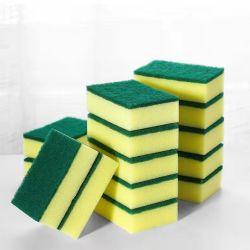 Нано чистящая салфетка для очистки на кухне губкой скруббер губки с абразивным покрытием