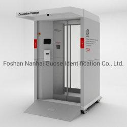 Esterilizador de inteligencia automática de temperatura de medición equipos de desinfección de pulverización