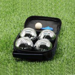 전통적인 잔디밭 Boules 게임 세트