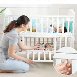 أثاث حجرة نوم الطفل يضع سرير أطفال خشبي مصنعي الأطفال سرير أطفال/طفل سرير سلة/سرير دوليل للأطفال